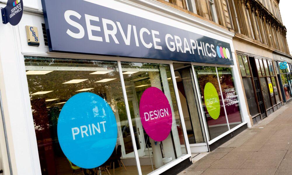 Lochlie Service Graphics Exterior